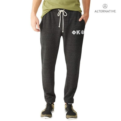 Phi Psi Dark Heather Jogger Pants