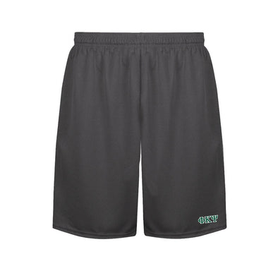 Phi Psi Charcoal Performance Shorts