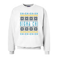 Sigma Chi Ugly Christmas Sweater