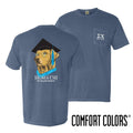 Sigma Chi Comfort Colors Retriever Grad Tee
