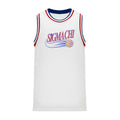 Sigma Chi Retro Swish Basketball Jersey