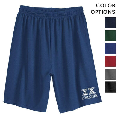Sigma Chi Intramural Athletics Performance Shorts