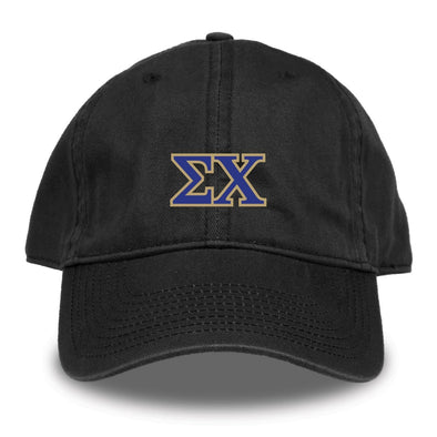 Sigma Chi Black Hat by The Game