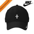 Sigma Chi Personalized Black Nike Dri-FIT Performance Hat