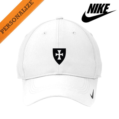 Sigma Chi Personalized White Nike Dri-FIT Performance Hat