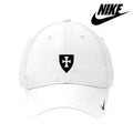 Sigma Chi White Nike Dri-FIT Performance Hat