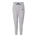 Sigma Chi Heather Grey Contrast Joggers
