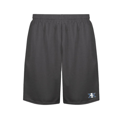 Sigma Chi Charcoal Performance Shorts