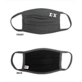 Sigma Chi Paneled Face Mask