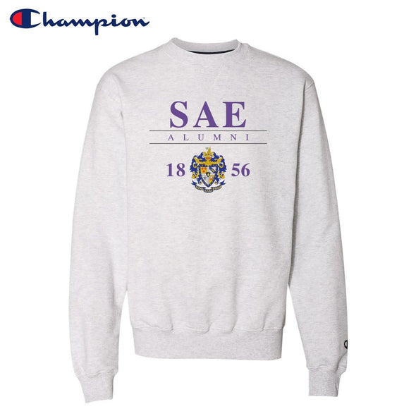 New! SAE Alumni Champion Crewneck