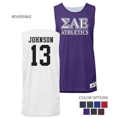 SAE Personalized Intramural Athletics Reversible Mesh Tank