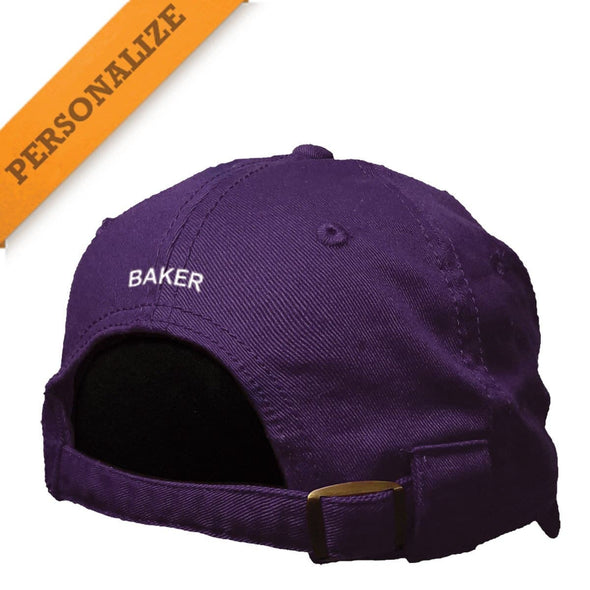 SAE Purple Personalized Hat By The Game®