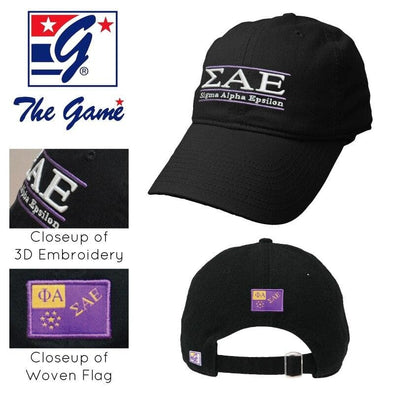 Sale! SAE Black Ultimate Hat by The Game®