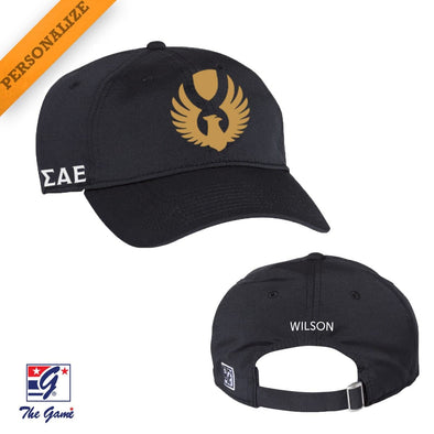 New Exclusive Item! SAE Personalize Black Phoenix Hat By The Game