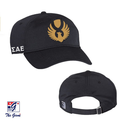 New Exclusive Item! SAE Black Phoenix Hat By The Game