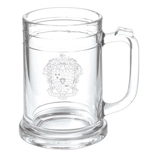 SAE Keepsake Glass Mug