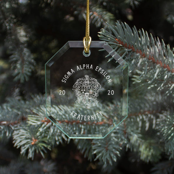 New! SAE 2020 Limited Edition Holiday Ornament