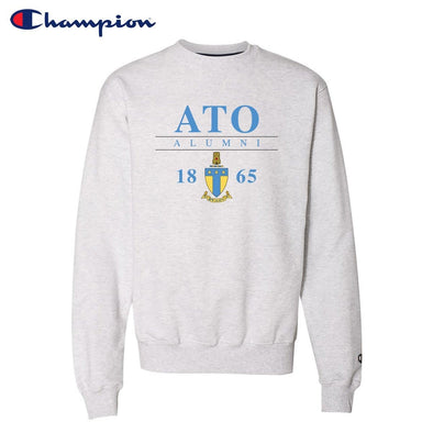 New! ATO Alumni Champion Crewneck