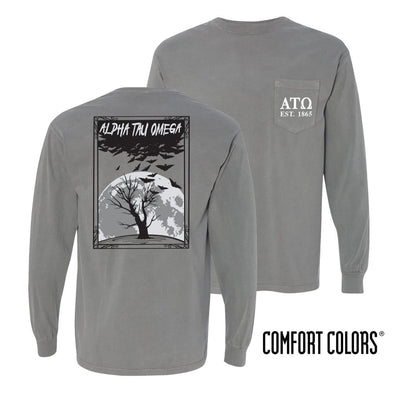 ATO Halloween Night Comfort Colors Tee