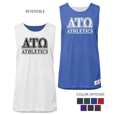 ATO Intramural Athletics Reversible Mesh Tank