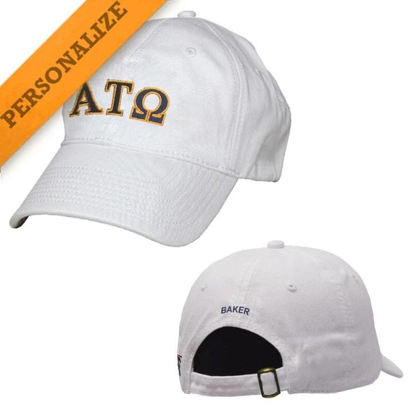 ATO Personalized White Hat