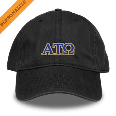 ATO Personalized Black Hat by The Game