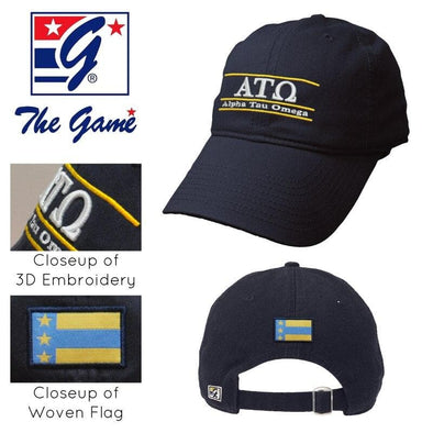 ATO Navy Ultimate Hat by The Game®