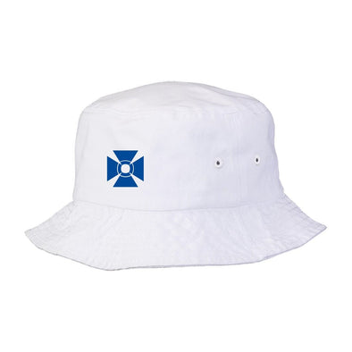 New! ATO Symbol White Bucket Hat