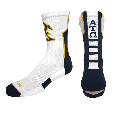 Sale! ATO White Performance Socks