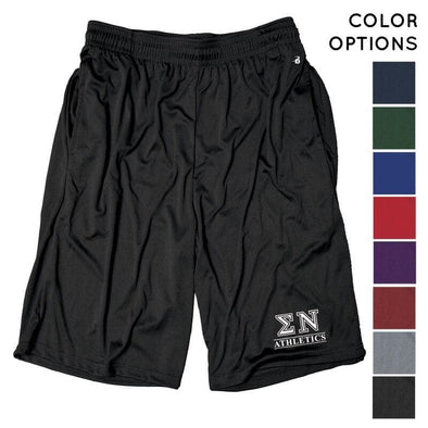 Sigma Nu Intramural Athletics Pocketed Performance Shorts