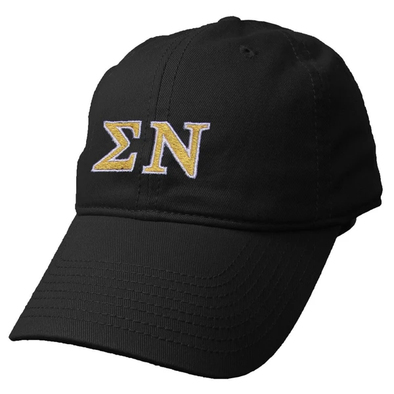New! Sigma Nu Black Hat by The Game