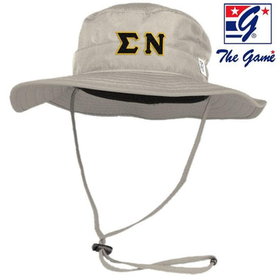 Sigma Nu Stone Boonie Hat By The Game ®