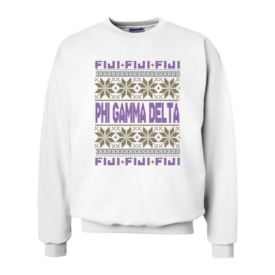 New! FIJI Ugly Christmas Sweater