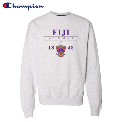 New! FIJI Alumni Champion Crewneck
