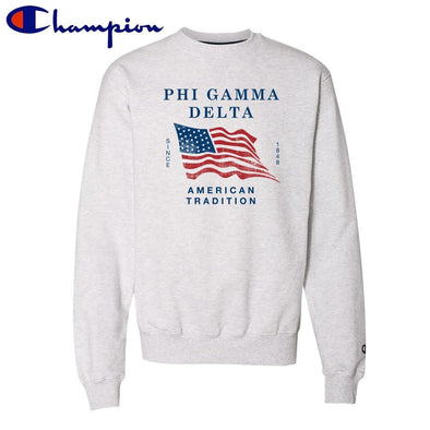 New! FIJI American Tradition Champion Crew