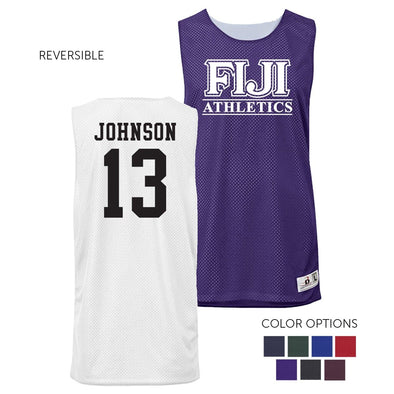 FIJI Personalized Intramural Athletics Reversible Mesh Tank