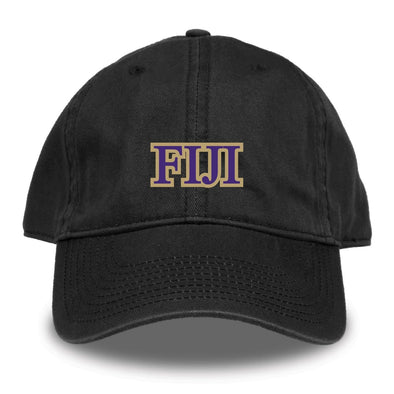 New! FIJI Black Hat by The Game