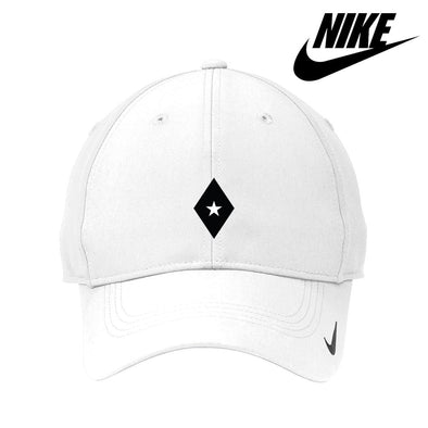 New! FIJI White Nike Dri-FIT Performance Hat