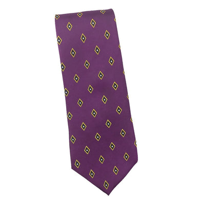 Sale! FIJI Black Diamond Silk Tie