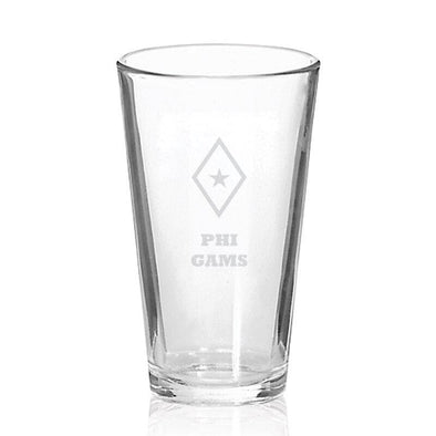 Sale! FIJI Engraved Fellowship Glass
