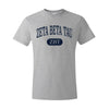 New! ZBT Heather Gray Letter Tee