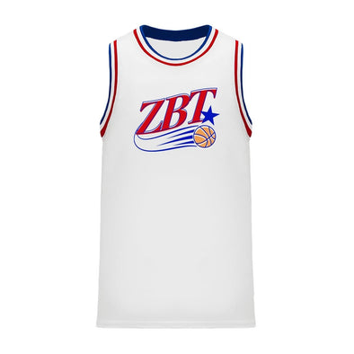 ZBT Retro Swish Basketball Jersey