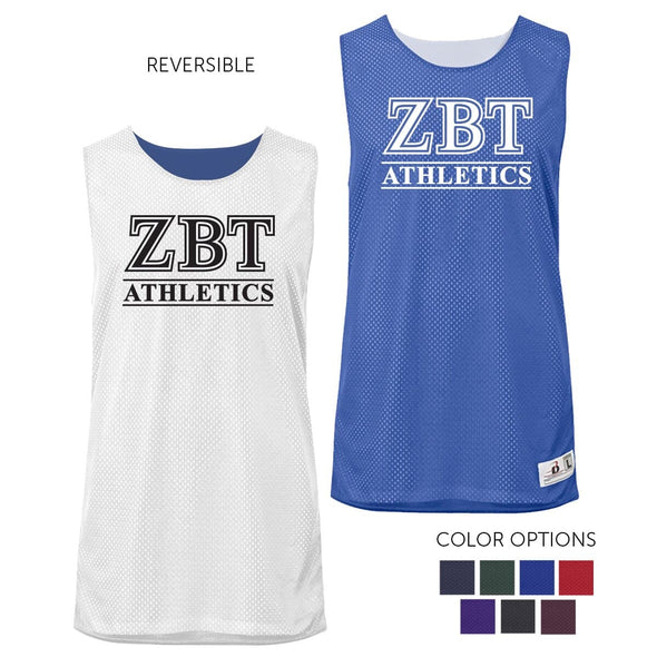 ZBT Intramural Athletics Reversible Mesh Tank