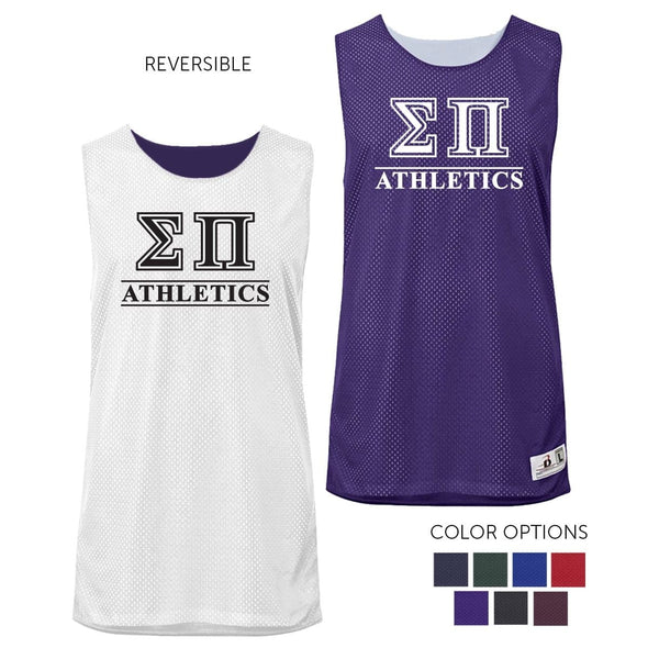 Sigma Pi Intramural Athletics Reversible Mesh Tank