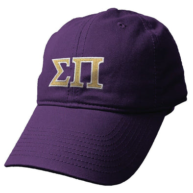Sigma Pi Purple Hat By The Game®