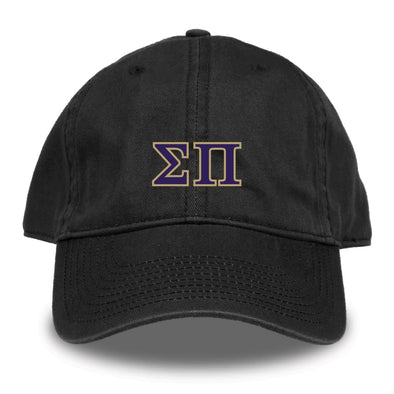 New! Sigma Pi Black Hat by The Game