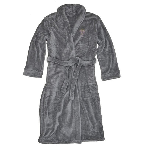 Sale! Sigma Pi Charcoal Ultra Soft Robe