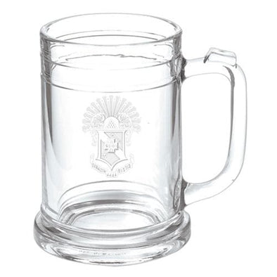 Sigma Pi Keepsake Glass Mug