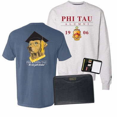 Phi Tau Ultimate Graduation Bundle