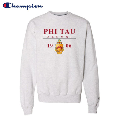 New! Phi Tau Alumni Champion Crewneck
